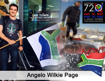 Angelo Wilkie-Page: Expedition 720 Degrees