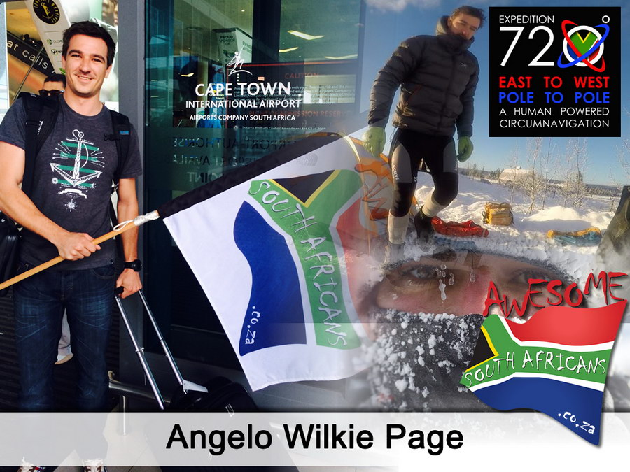 angelo1 Angelo Wilkie Page: Expedition 720 Degrees