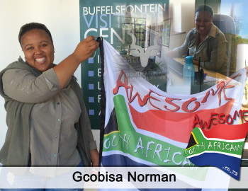 Gcobisa Norman is AWESOME