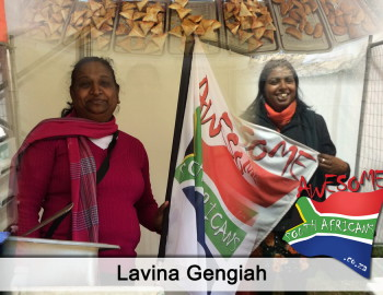 Lavina Gengiah: A Woman of Strength