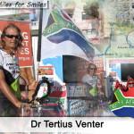 Dr. Tertius Venter