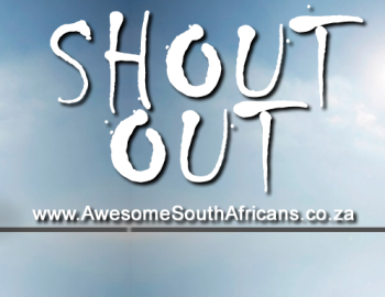 SHOUT-OUT (#2)