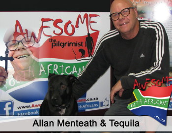Tequila & 3000km with Alan The Pilgrimist