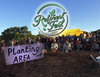 Greenpop Reforest Fest: Join the Treevolution
