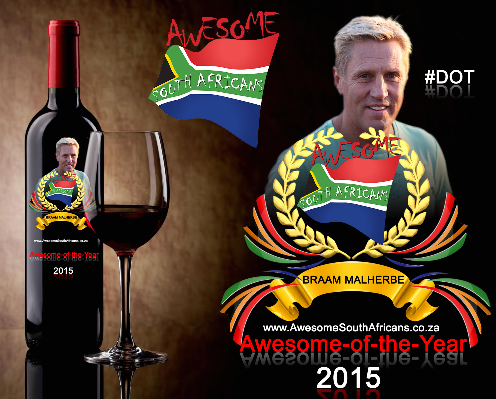 BraamMalherbe Awesome of the Year 2015