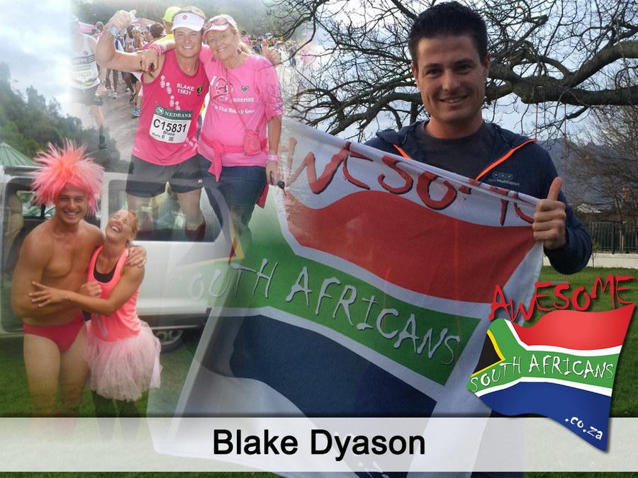 blake Blake Dyason