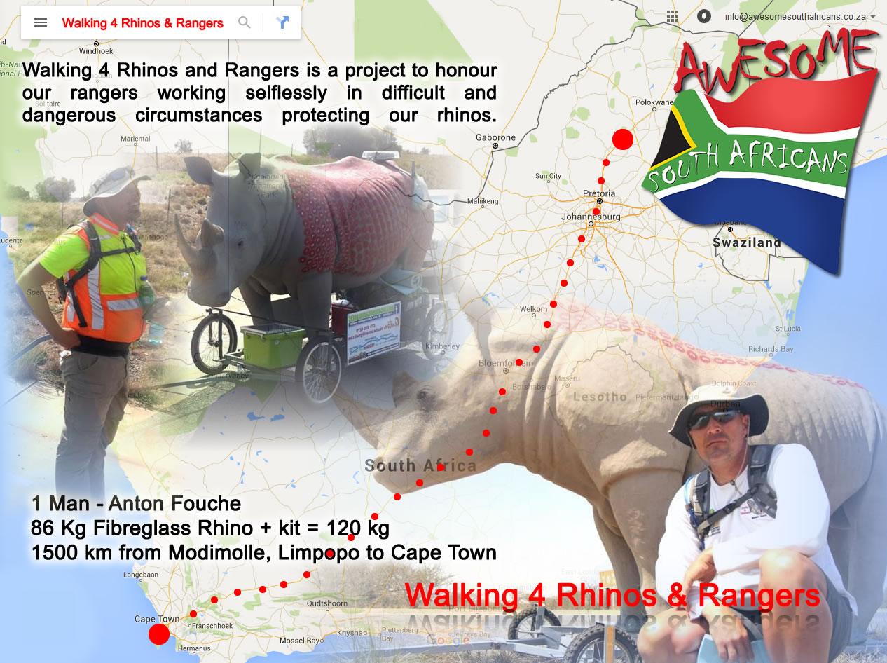 walking4Rhinos