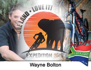 Wayne Bolton