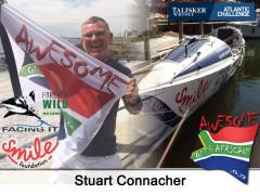 Stuart Connacher – Facing it