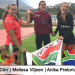 Elna – Melissa – Anika are 3 Awesome South Africans