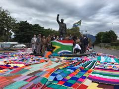 67 Blankets for Nelson Mandela Day