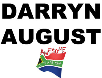 Darryn August: Cape Town's Hero