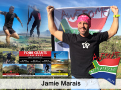 Jamie Marais – 4 Giants