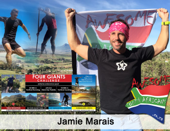 Jamie Marais – 4 Giants