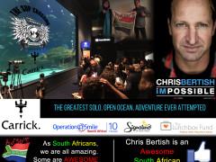 Chris Bertish: SUP Trans-Atlantic Crossing