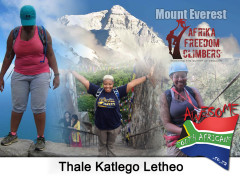 Thale Katlego Letheo is an Awesome South African