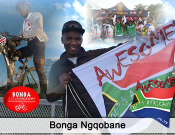 Bonga Ngqobane from Khayelitsha is making a difference