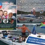 SA Trio racing the Atlantic – in a row boat