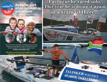 SA Trio racing the Atlantic – in a row boat