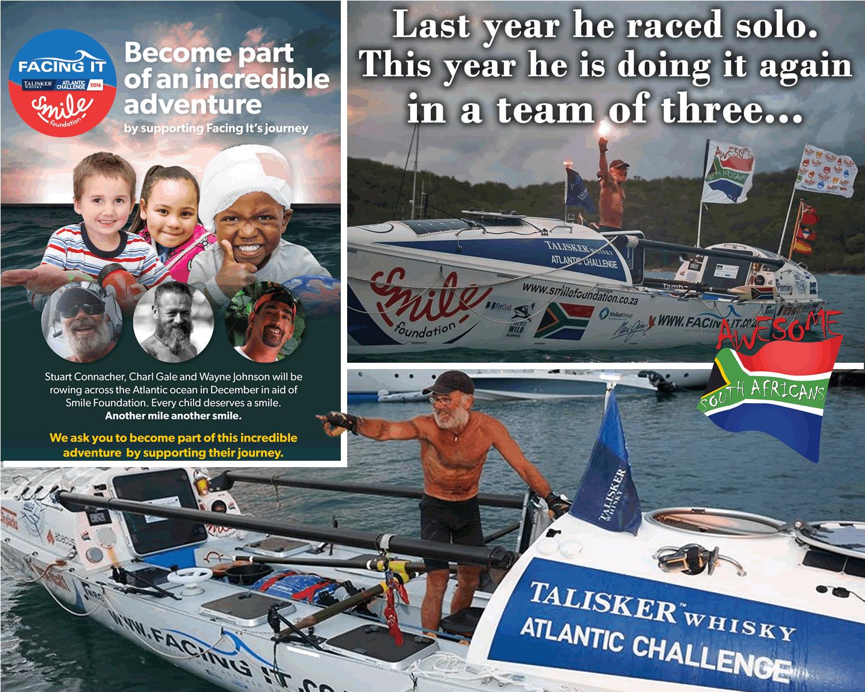 introFacingIt SA Trio racing the Atlantic   in a row boat