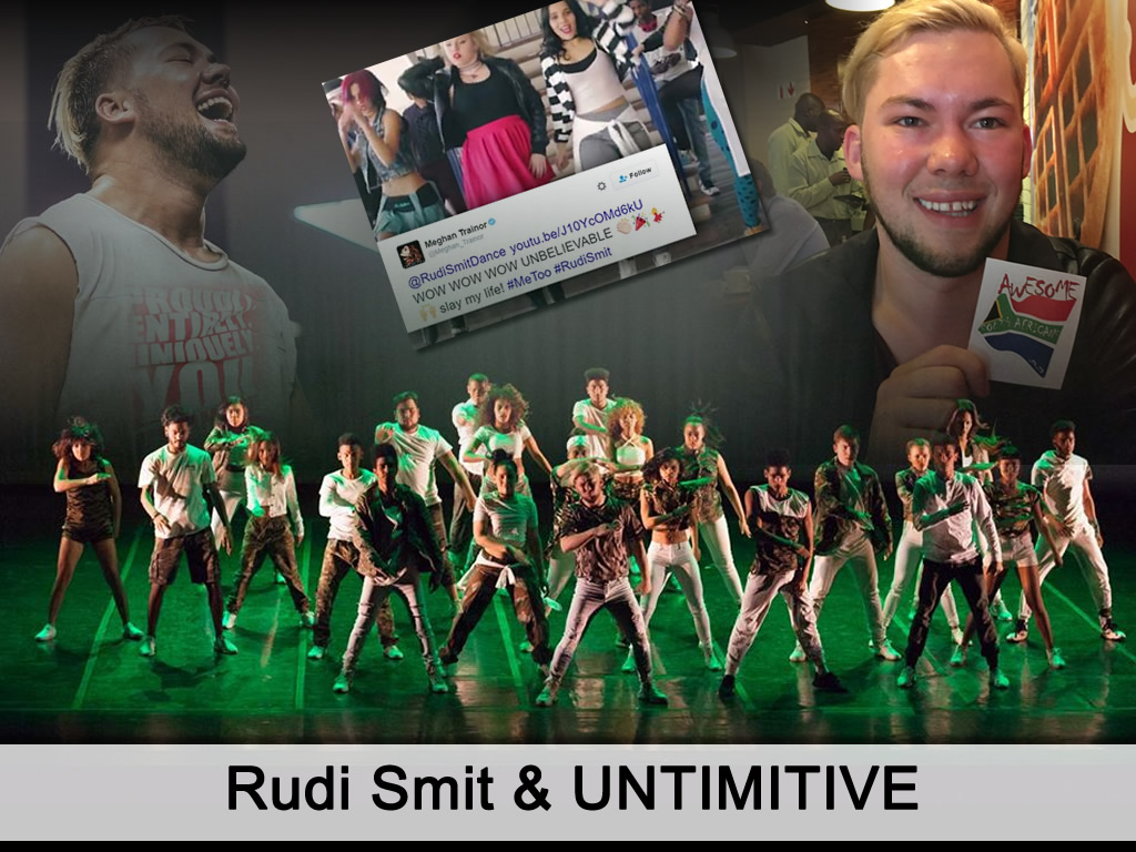AWESARudi Rudi Smits sets Social Media & Stage on fire with brilliance