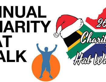 Annual Charity Hat Walk with Paul Steyn