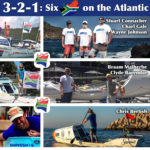 3-2-1: Six South Africans on the Atlantic