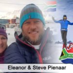 Eleanor & Steve Pienaar